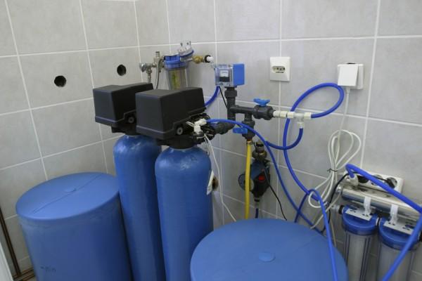 Компактные системы кросс-флоу фильтрации