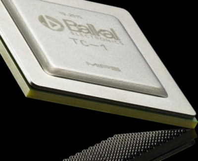 Началось массовое производство первого российского процессора