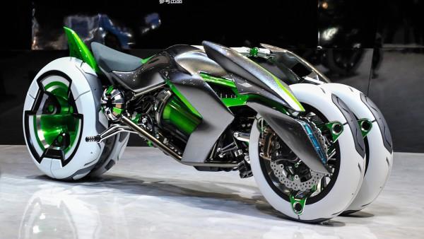 Kawasaki разрабатывает искусственный интеллект для своих мотоциклов