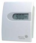 Комнатный датчик CO2, влажности и температуры CD-3xx-E00-00